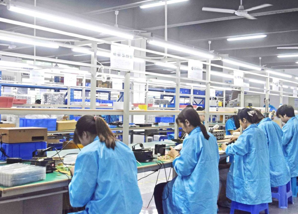 electric toothbrush Assembly lines